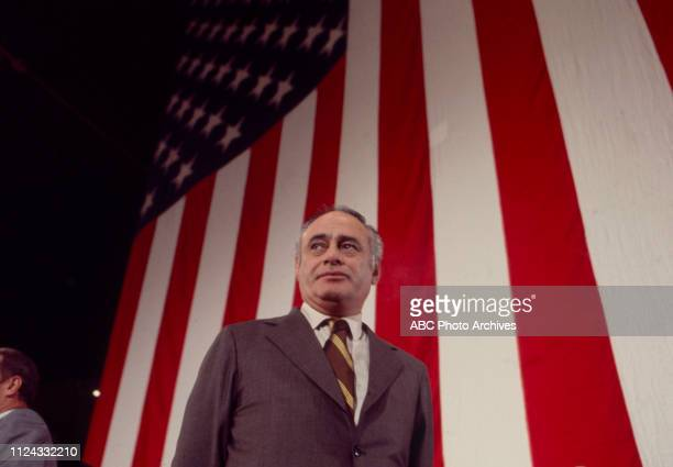 Martin Balsam appearing in the Walt Disney Television via Getty Images tv movie 'The Man'