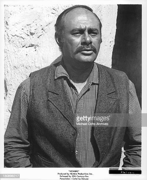 Martin Balsam in a scene from the film 'Hombre' 1967