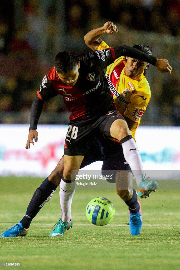 Atlas v Morelia - Clausura 2015 Liga MX