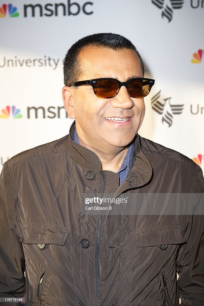 Martin Bashir attends 'Advancing The Dream' live at The Apollo Theater on September 6, 2013 in New York City.