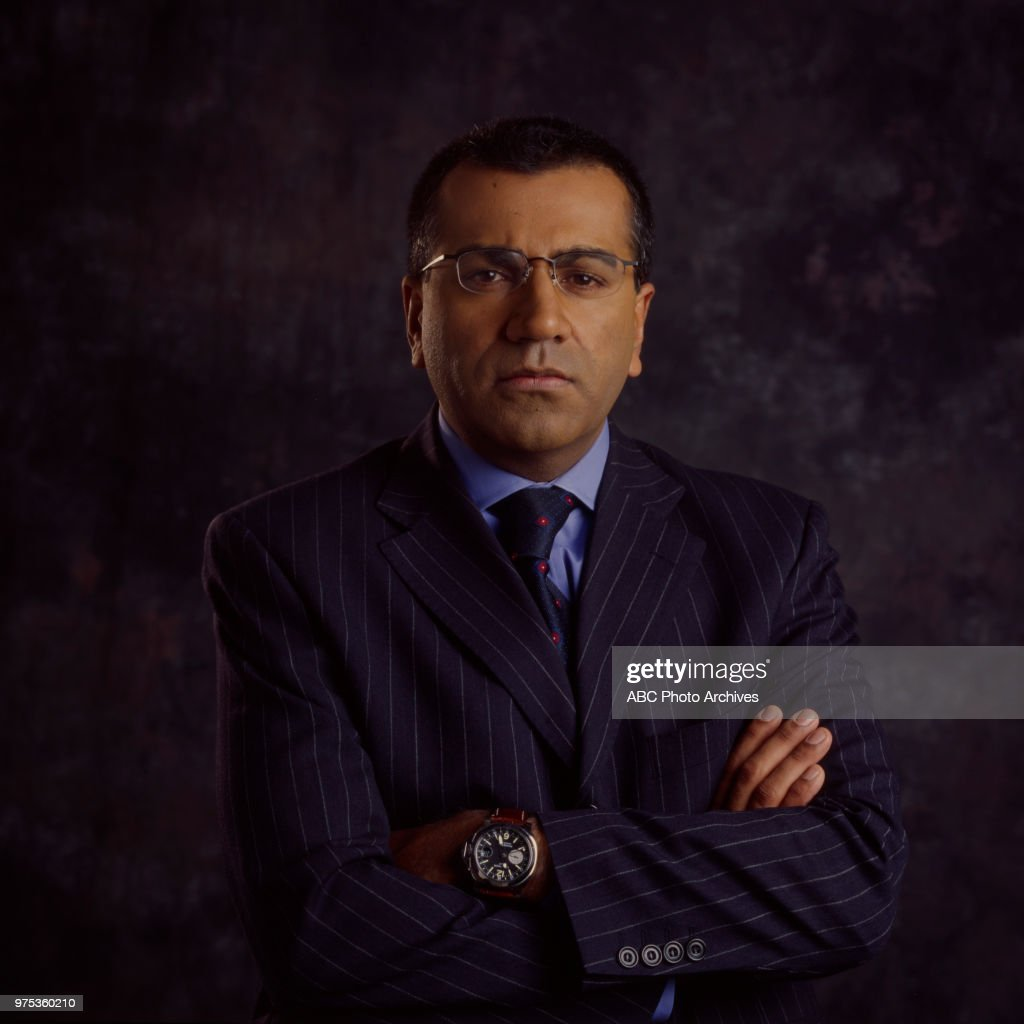 Martin Bashir promotional photo.
