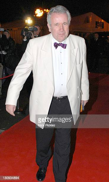 Martin Bell during United for UNICEF Gala Dinner Arrivals at Old Trafford Manchester United Football Club in Manchester Great Britain