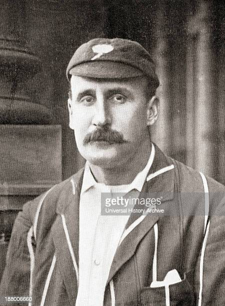 Martin Bladen Hawke 7Th Baron Hawke Of Towton 1860 – 1938 Aka Lord Hawke English Cricketer Administrator And Captain Of The Yorkshire County Cricket...