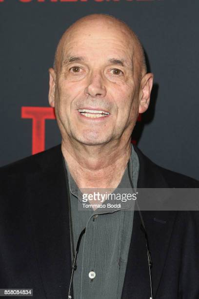 Martin Campbell attends the Premiere Of STX Entertainment's 'The Foreigner' at ArcLight Hollywood on October 5 2017 in Hollywood California