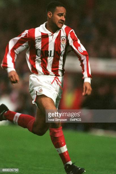 Martin Carruthers Stoke City News Photo Getty Images