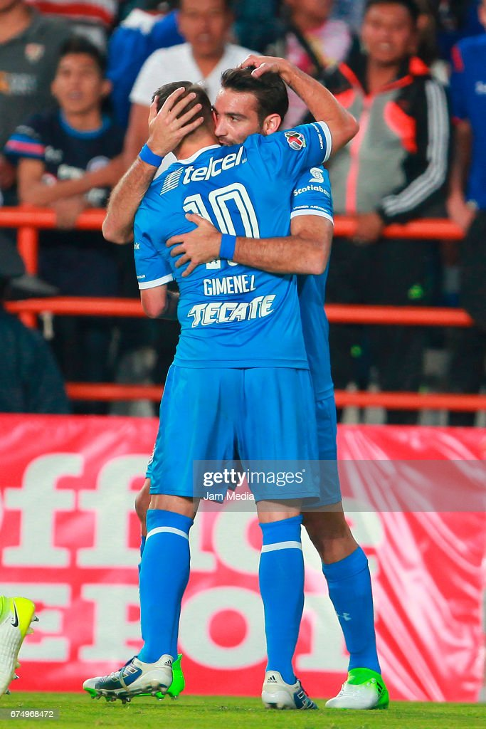 Pachuca v Cruz Azul - Torneo Clausura 2017 Liga MX : News Photo