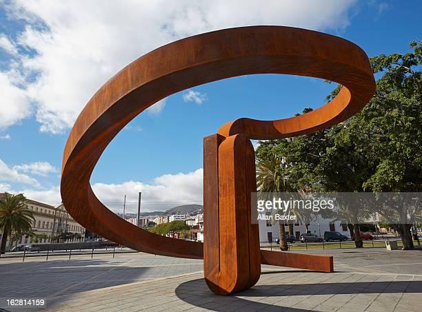 Martin Chirino sculpture in Tenerife