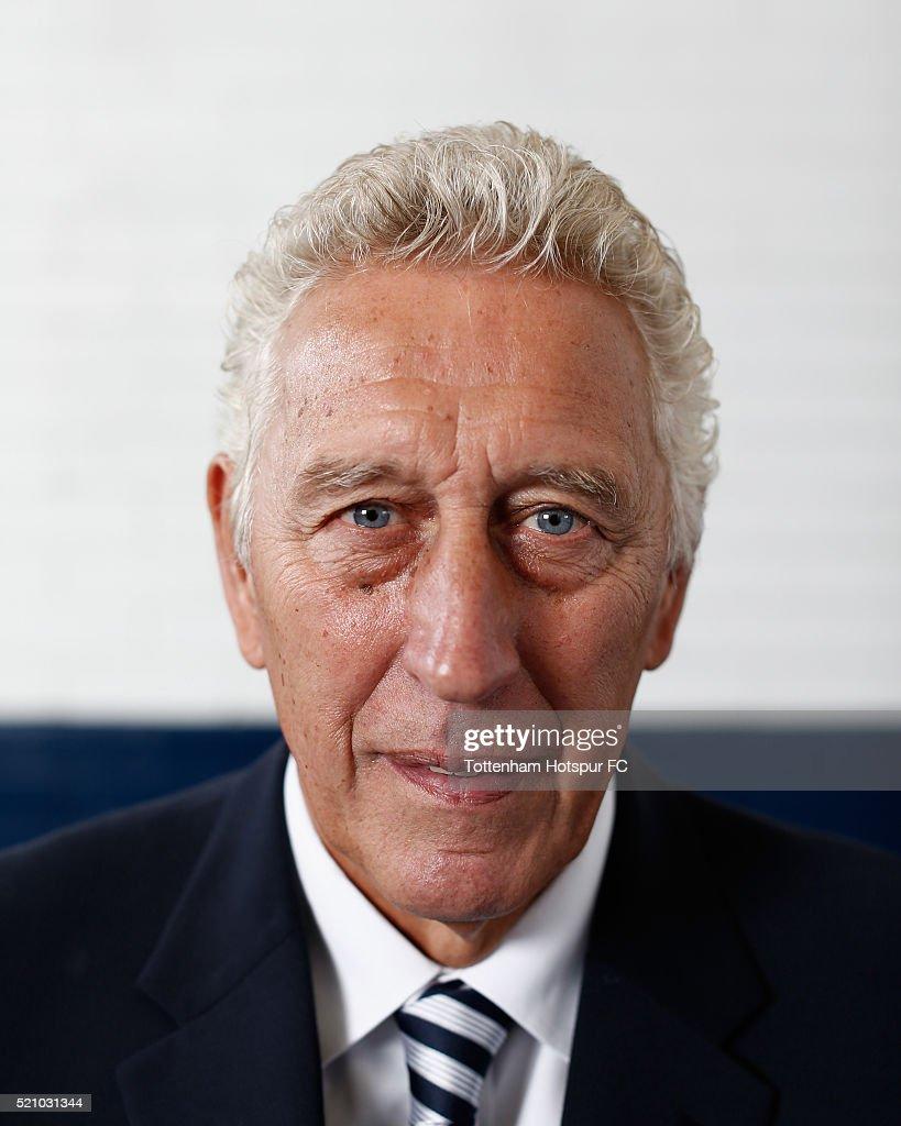 Tottenham Hotspur Legend Portrait Session