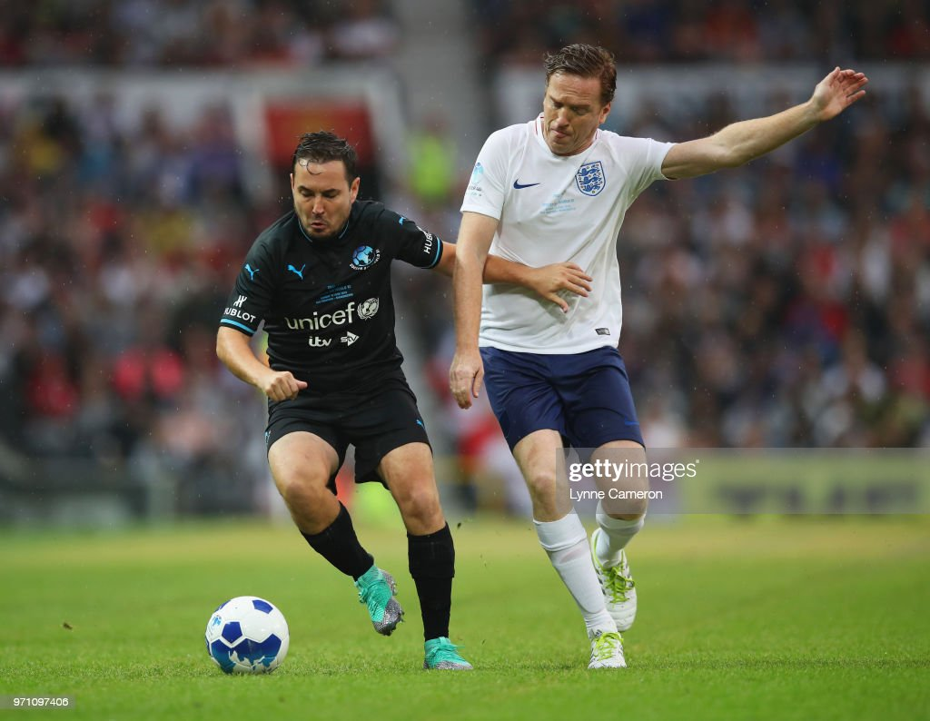 Soccer Aid for UNICEF 2018 : News Photo