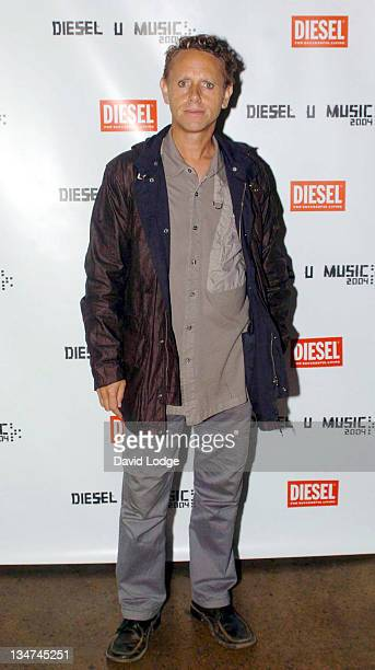 Martin Cool during Diesel U Music Awards 2004 Arrivals at Fabric Nightclub in London Great Britain