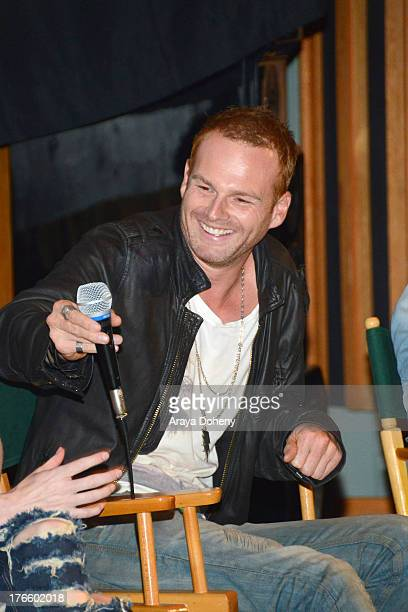 Martin Copping attends the Australians In Film screening of Battle Ground on August 15 2013 in Los Angeles California