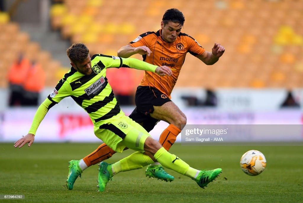 Wolverhampton Wanderers v Huddersfield Town - Sky Bet Championship
