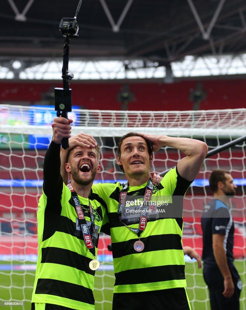 Huddersfield Town v Reading - Sky Bet Championship Play Off Final