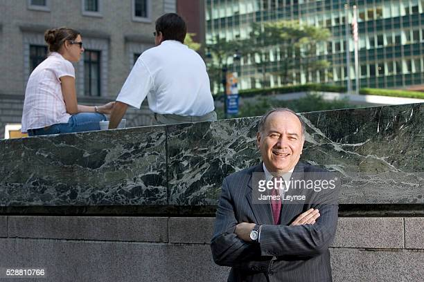 Martin D Shafiroff Managing Director of Lehman Brothers Inc