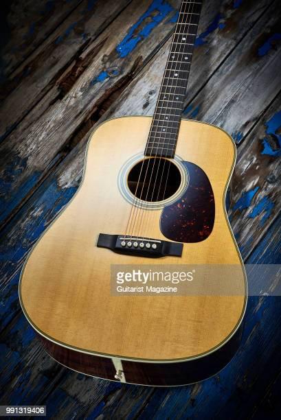 Martin D28 dreadnought acoustic guitar taken on November 7 2017