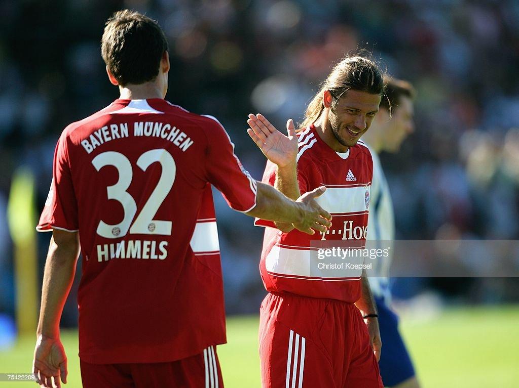 FC Bayern Munich v FC Albstadt : News Photo