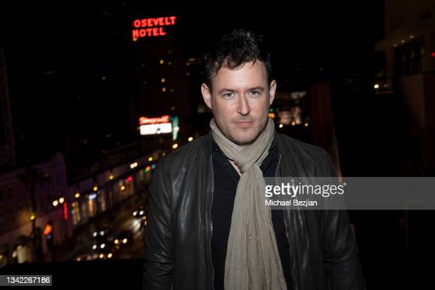 Martin Desmond Roe arrives at 17th Annual Oscar-Qualifying HollyShorts Film Festival Opening Night at Japan House Los Angeles on September 23, 2021...