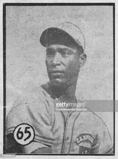 Martin Dihigo appears on a 1946-47 Felices Caramel Card from Havana, Cuba.