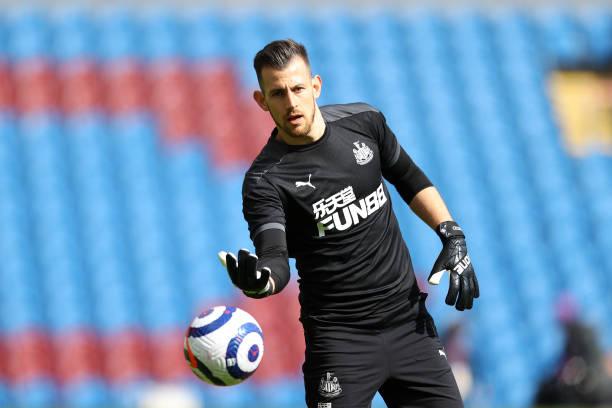 GBR: Burnley v Newcastle United - Premier League