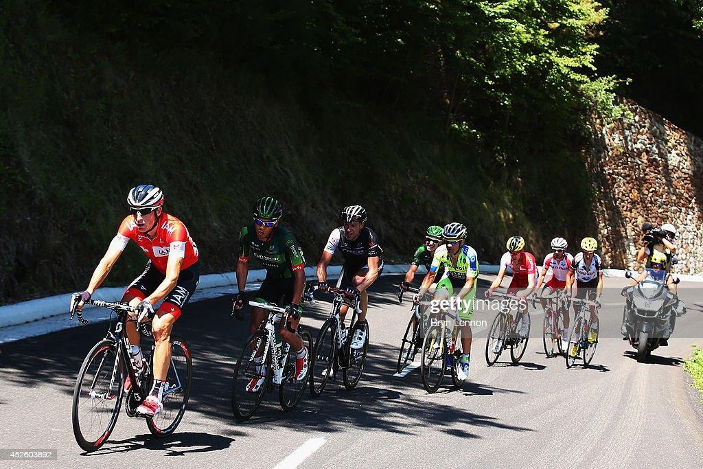 Le Tour de France 2014 - Stage Seventeen
