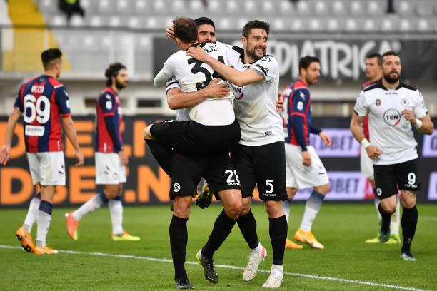 ITA: Spezia Calcio  v FC Crotone - Serie A