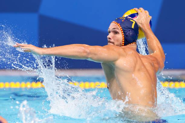 JPN: Water Polo - Olympics: Day 8