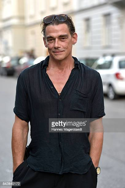 Martin Feifel during the ARD Degeto Get Together during the Munich Film Festival 2016 at Kaisergarten on June 24 2016 in Munich Germany