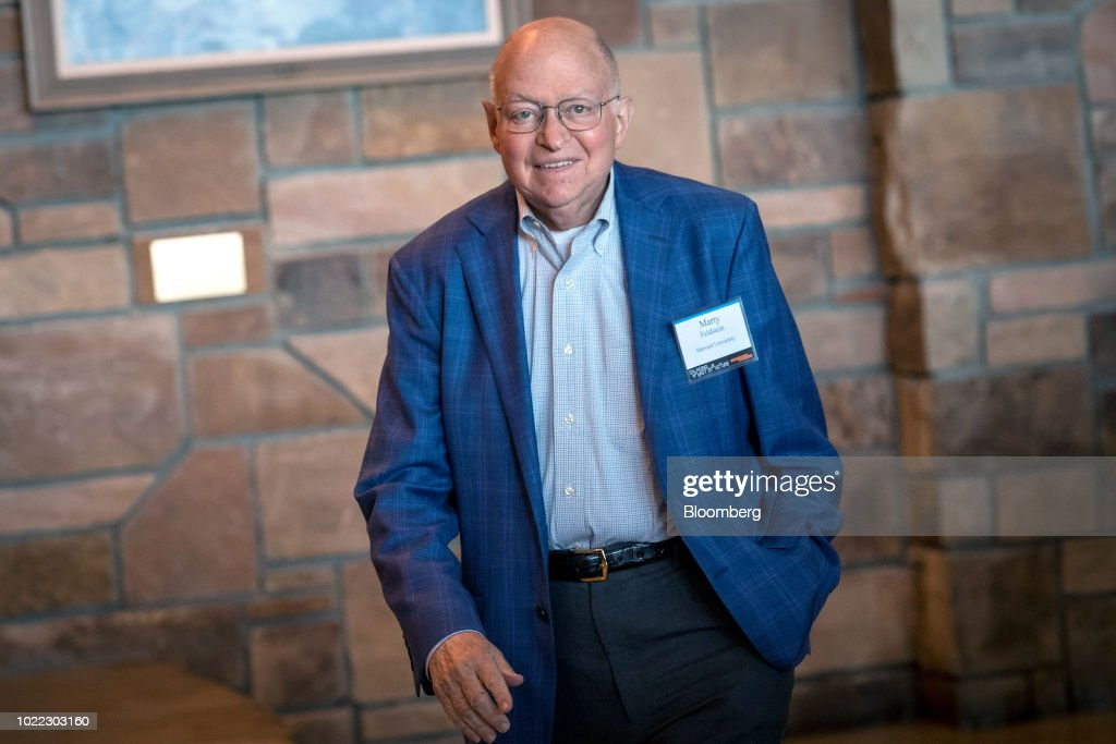 Martin Feldstein Professor Of Economics At Harvard University Arrives For  Dinner During The Jackson Hole Economic