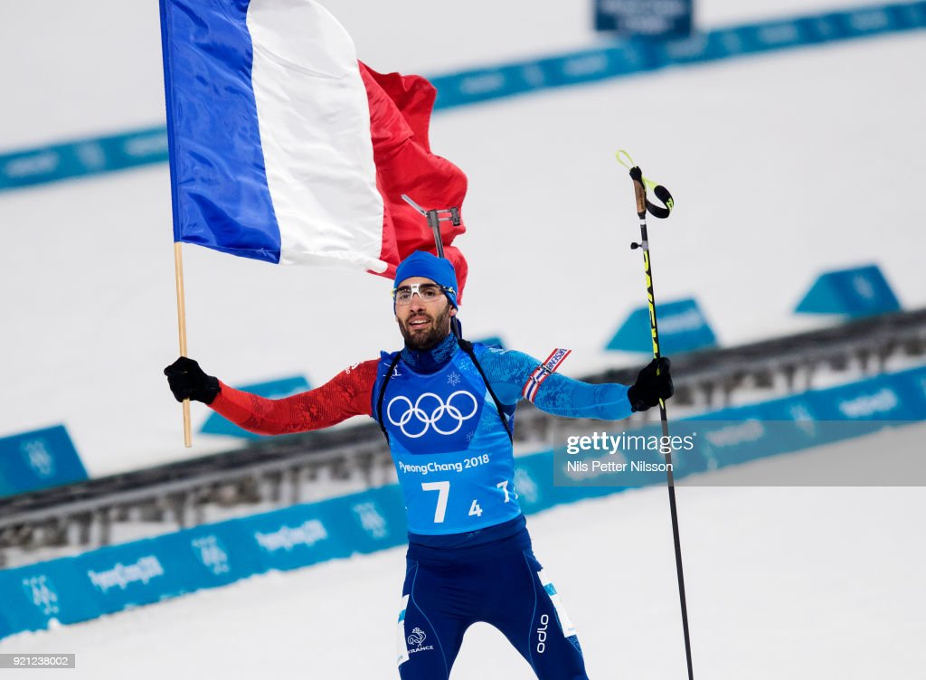 Biathlon - Winter Olympics Day 11 : News Photo