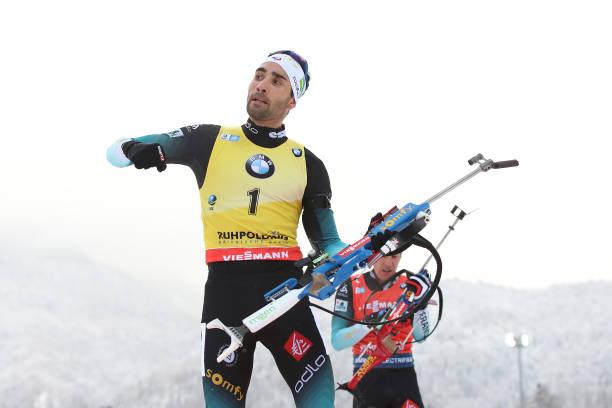 DEU: BMW IBU World Cup Biathlon Ruhpolding - Men 12.5 km Pursuit Competition