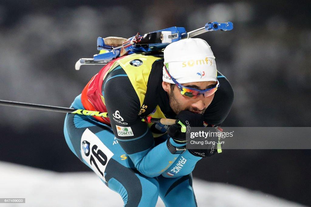 BMW IBU World Cup Biathlon 2017 - Day 2 : News Photo