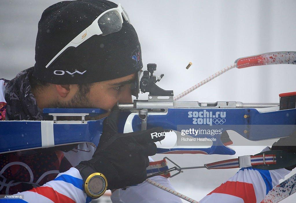 Biathlon - Winter Olympics Day 11 : Photo d'actualité