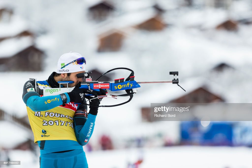 IBU Biathlon World Cup -  Previews