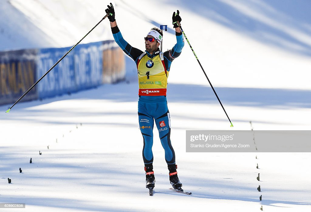 IBU Biathlon World Cup - Men's and Women's Pursuit : News Photo