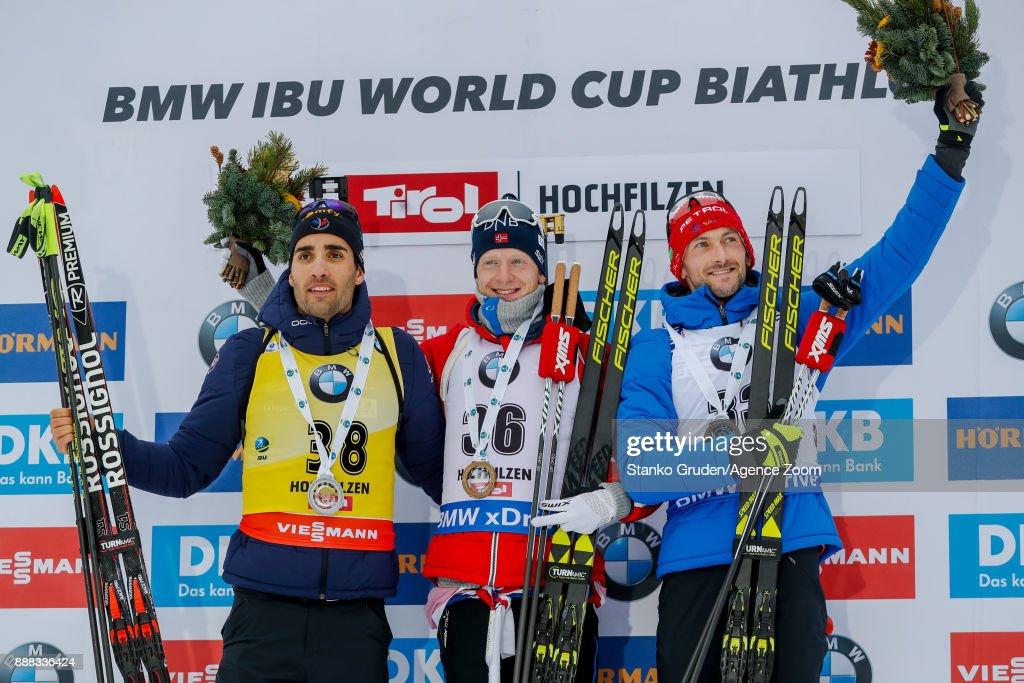 IBU Biathlon World Cup - Men's and Women's Sprint : News Photo