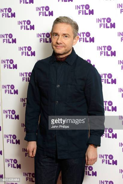 Martin Freeman at the Into Film Awards at BFI Southbank on March 13 2018 in London England