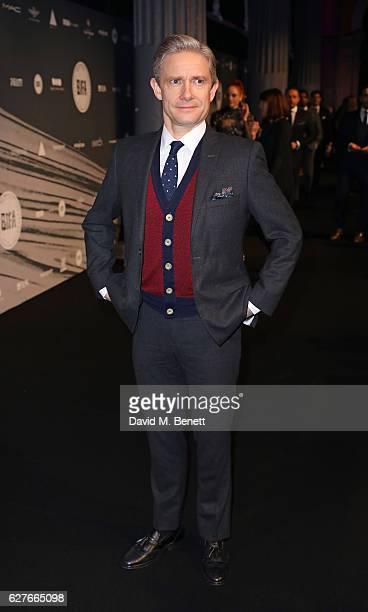 Martin Freeman attends at The British Independent Film Awards Old Billingsgate Market on December 4 2016 in London England