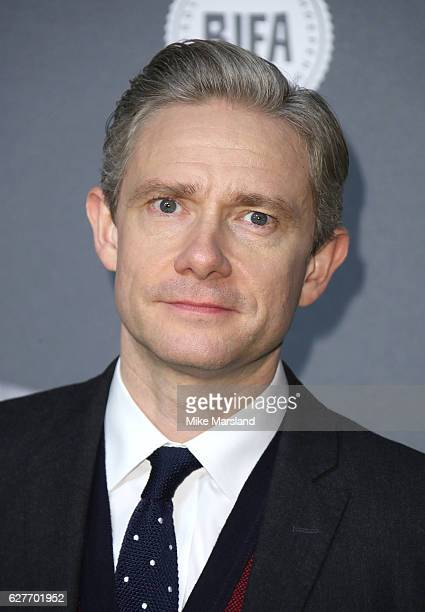 Martin Freeman attends at The British Independent Film Awards Old Billingsgate Market on December 4 2016 in London England