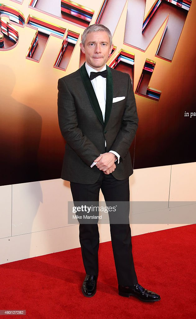 Martin Freeman attends the BFI London Film Festival Awards at Banqueting House on October 17, 2015 in London, England.