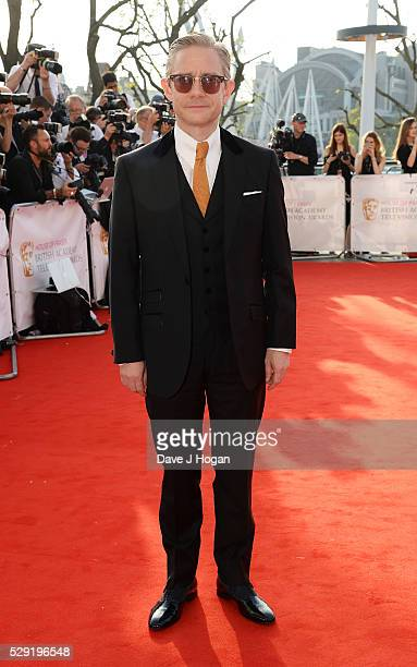 Martin Freeman attends the House Of Fraser British Academy Television Awards 2016 at the Royal Festival Hall on May 8 2016 in London England