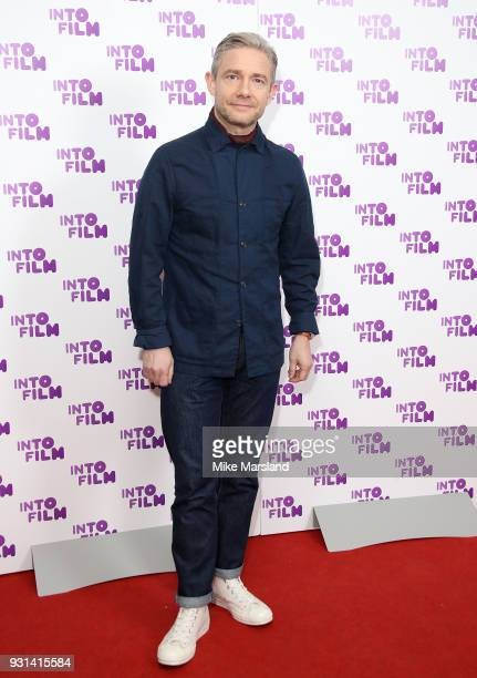 Martin Freeman attends the Into Film Awards at BFI Southbank on March 13 2018 in London England