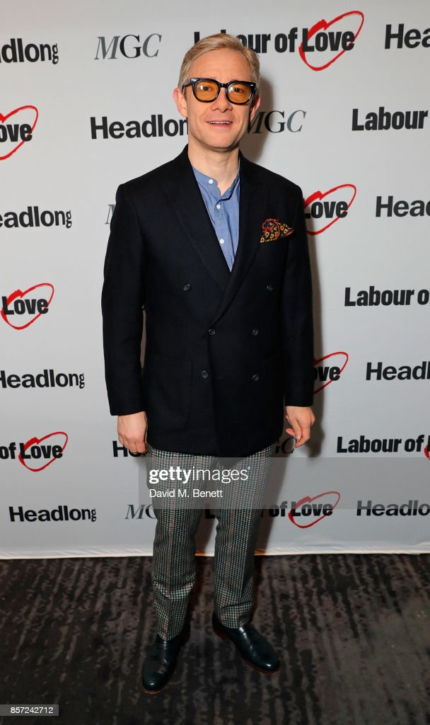 """""""Labour Of Love"""" - Press Night - After Party"""