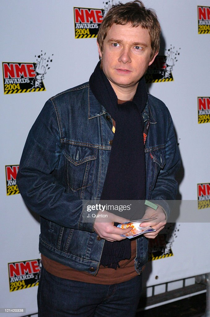 NME Awards 2004 - Arrivals : News Photo