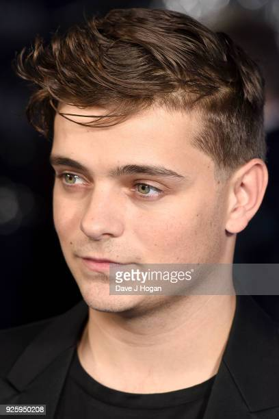 Martin Garrix attends The Global Awards a brand new awards show hosted by Global the Media Entertainment Group at Eventim Apollo Hammersmith on March...
