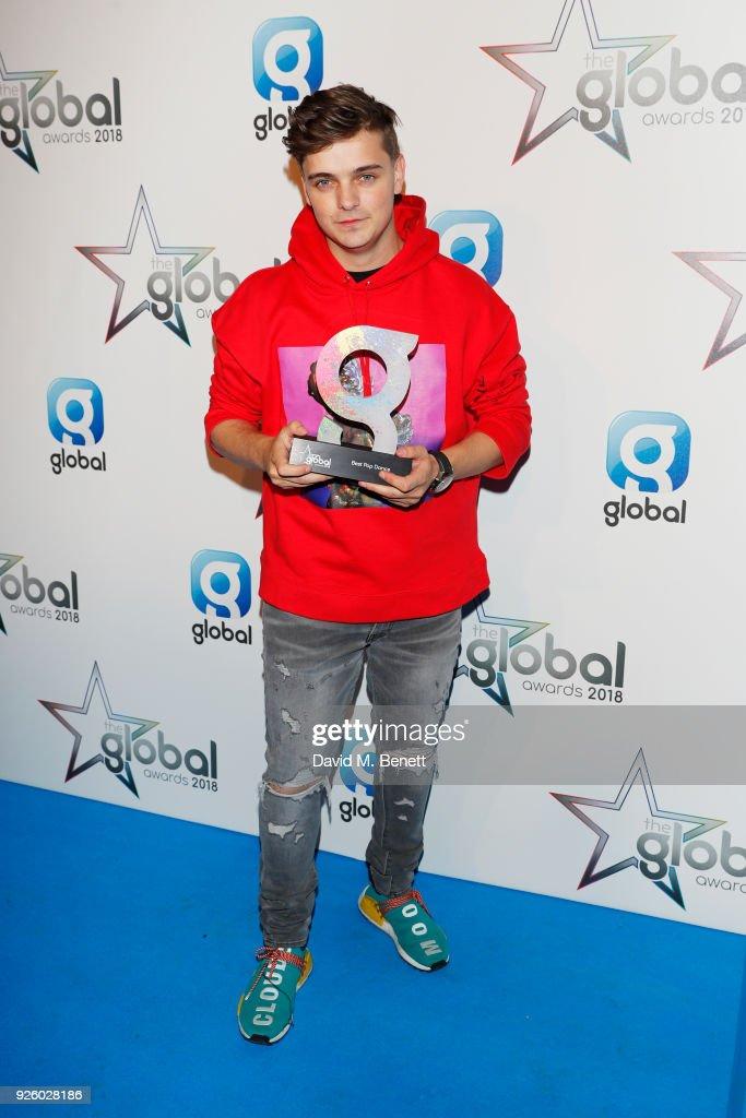 The Global Awards 2018 - Winners