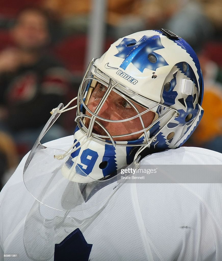 Toronto Maple Leafs v New Jersey Devils : News Photo