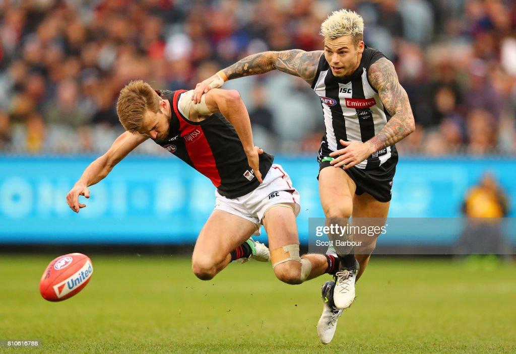AFL Rd 16 - Collingwood v Essendon