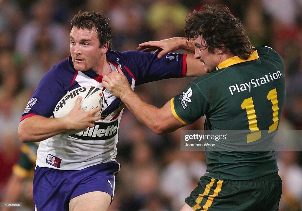 2006 Tri-Nations - Australia v Great Britain : News Photo