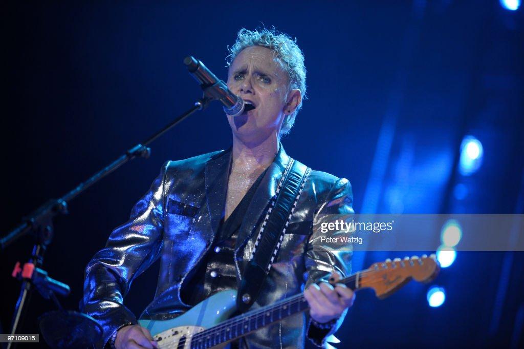 Depeche Mode In Concert : Nachrichtenfoto