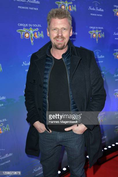 Martin Gruber attends the premiere of Totem by Cirque du Soleil at Theresienwiese on February 13 2020 in Munich Germany